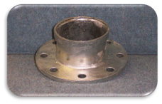 Flange Table D x Shouldered