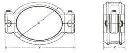 2 Bolt Coupling Diagram